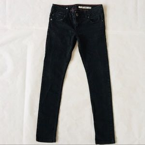 DKNY Jeans | @ Skinny Black Jeans 28 Low Rise